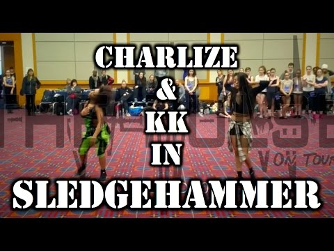 "Fifth Harmony ""Sledgehammer"" feat. KK Harris & Charlize Glass"