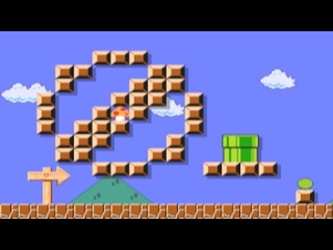 Winners don't do shrooms DeLuxe by Juan Pablo - SUPER MARIO MAKER - GAMECENTER CX Special (Set 1)