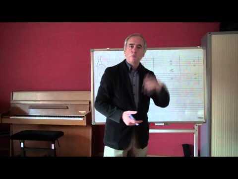 Cours d'harmonie - 1.9 - La septième de dominante