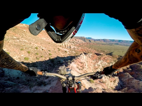 GoPro: Andreu Lacondeguy Conquers King Kong with Karma Grip