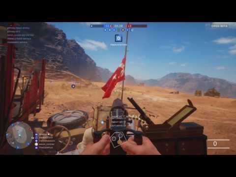 Battlefield 1 - Conquest Sinai Desert [No Commentary] [Uncut]