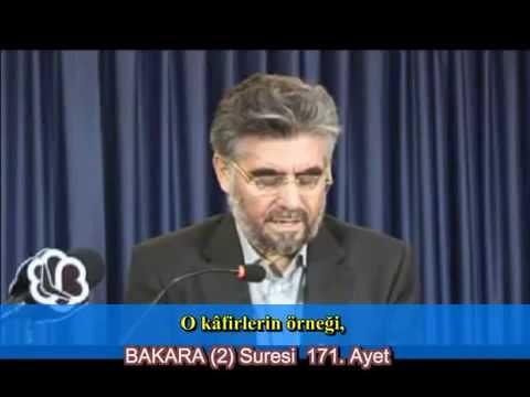 BAKARA 171.Ayet Meali | Prof. Dr....