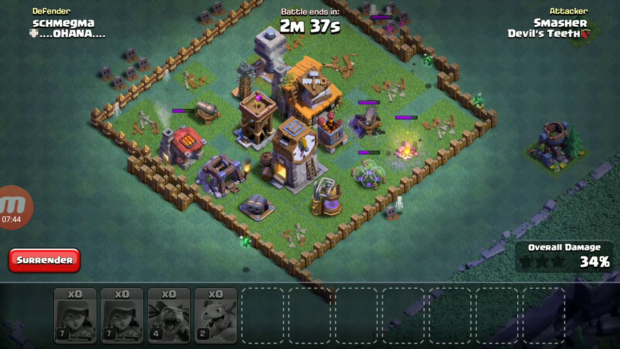 how to make clan castle in clash of clans