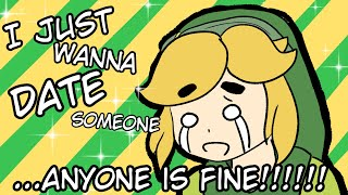 I Just Wanna Date Someone, Anyone Is Fine! [SSB Parody PV]