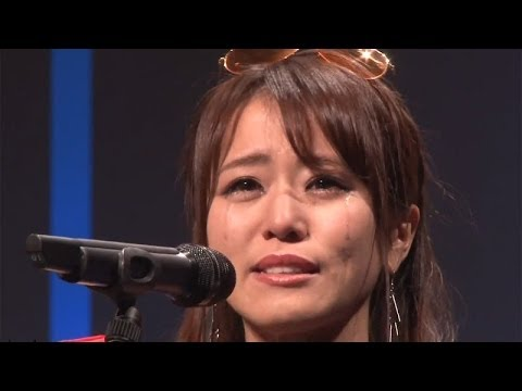 号泣!! 2013日本レースクィーン大賞 グランプリは佐野真彩に決定!