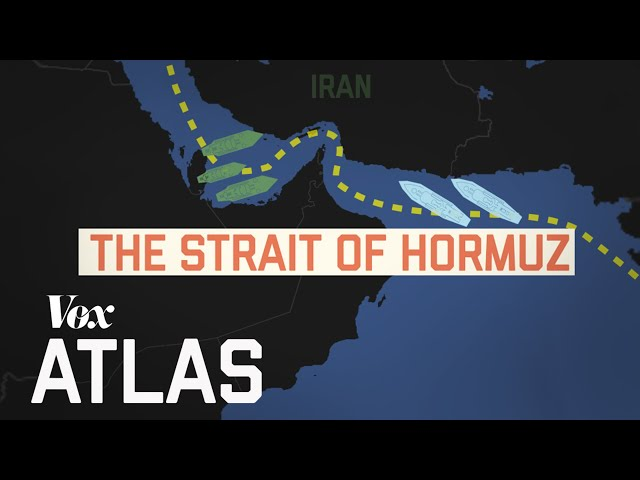 Why the US and Iran are fighting over this tiny waterway