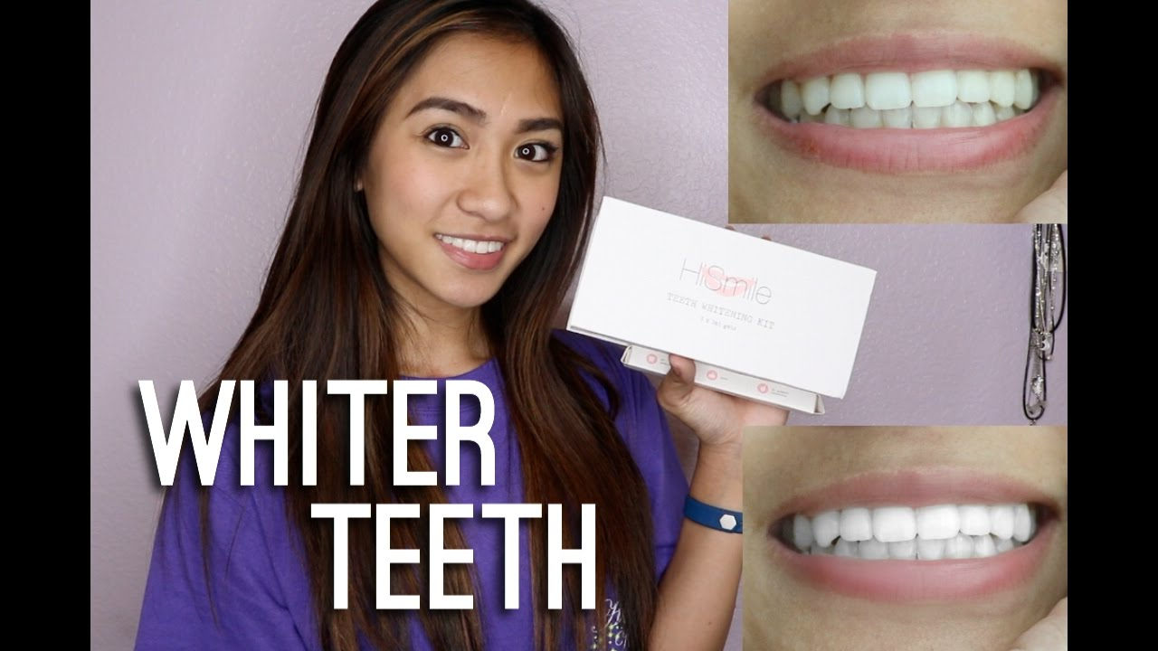 How To Whiten Teeth In Less Than A Week Youtube