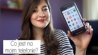 ❤ CO JEST NA MOIM TELEFONIE?! ❤ I WHAT'S ON MY PHONE?!