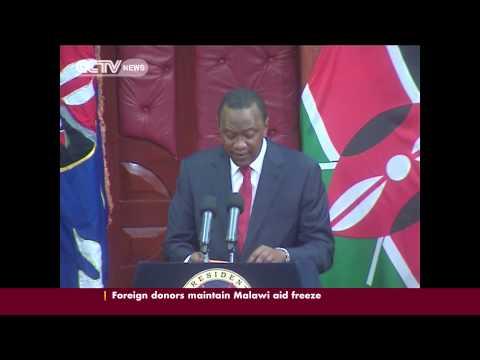 President Kenyatta Delivers State of the Nation