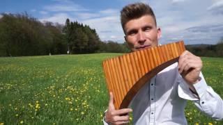 Download Because he lives - Weil Jesus lebt | David Döring - Panflute | Flauta de Pan | Panpipe