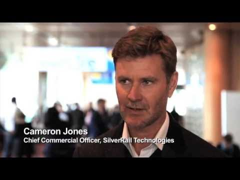 Cameron Jones, SilverRail Technologies - Phocuswright Europe