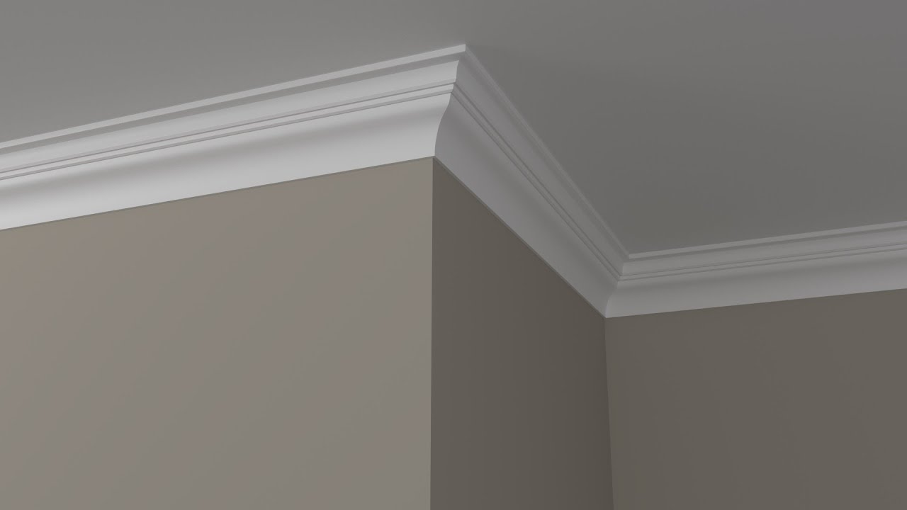 Making Crown Moulding And Baseboards