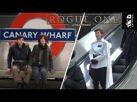 A Rogue One Imperial Base in Canary Wharf?