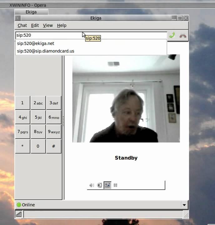ekiga pour ubuntu