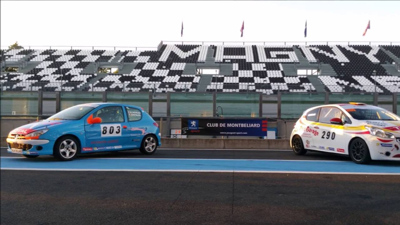 Rencontre peugeot sport magny cours 2016