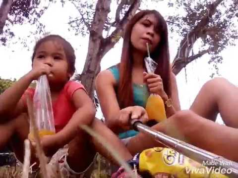 Sta. Barbara Plaza with Ivy & Nene ~Iloilo City~ Philippines