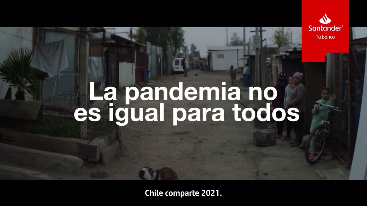 Download Chile Comparte 2021 - Banco Santander junto a Techo.