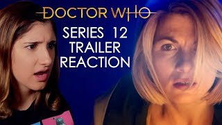 Doctor Who: Series 12 - Trailer Reaction/Review