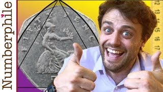 Shapes and Solids of Constant Width - Numberphile