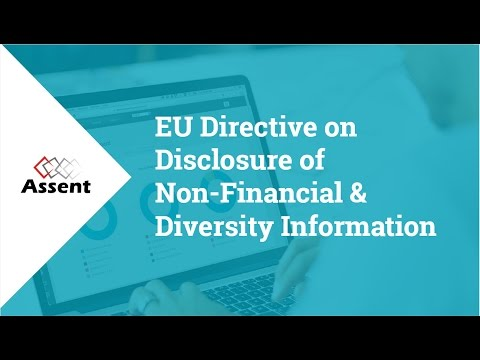 [Webinar] Understanding the EU Non-Financial Reporting Directive