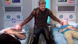 Могучие медики - Сезон 1 серия 14 - Ночь оживших кошмаров | Сериал Disney