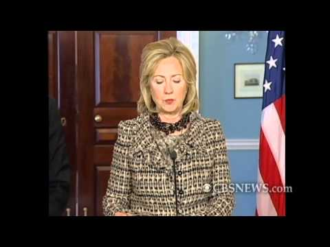 Clinton Updates on Robert Levinson and Alan Gross