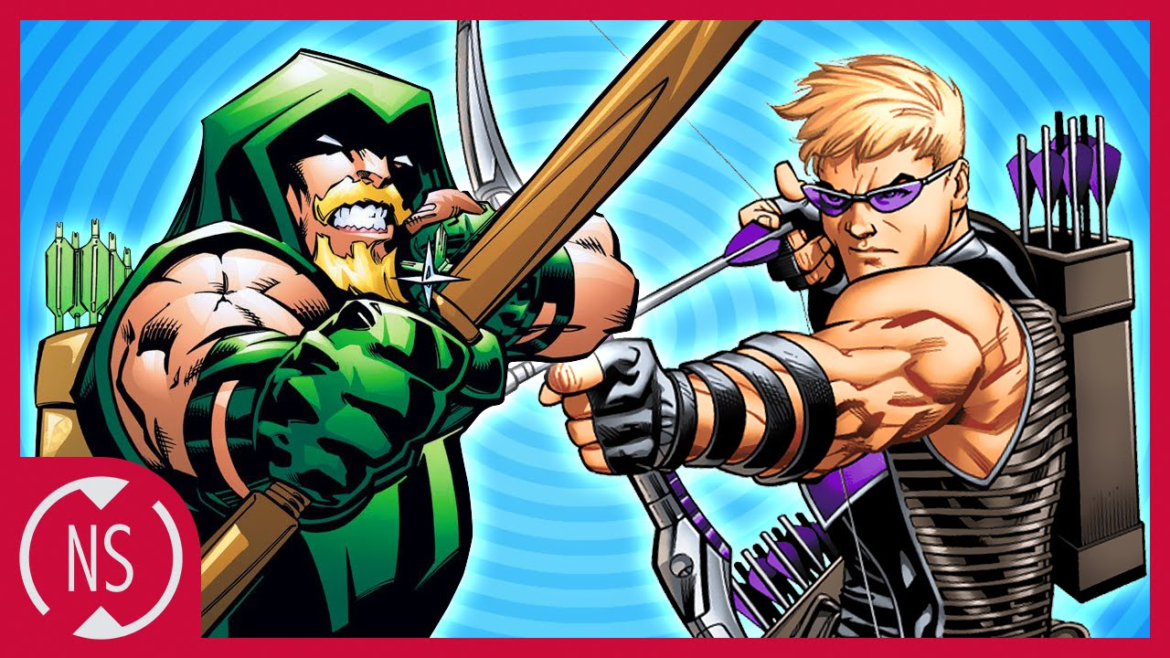 Why Are Superhero Archers So Popular?   Headcanon