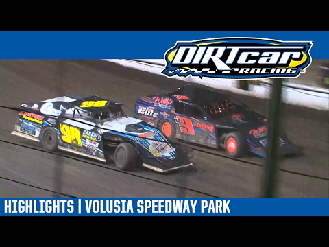UMP Modifieds Volusia Speedway Park DIRTcar Nationals February 19, 2017 | HIGHLIGHTS
