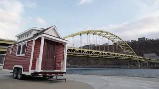 Plastic House By Tiny House Nation's Zack Giffin Travels To Pittsburgh