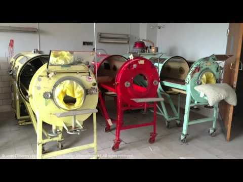 """The Iron Lung and Polio"" by Mark Rockoff, MD  for OPENPediatrics"
