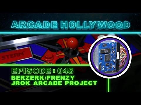 Berzerk JROK Arcade Project