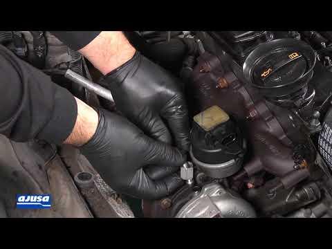 Oil Feed Pipe Assembly - Montaje Tubo de Engrase SEAT EXEO TDI 16V (CAGC)