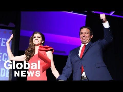 Midterm Elections: Ron DeSantis defeats Andrew Gillum to win Florida governor election