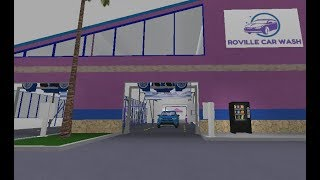 ROBLOX Car Wash #101: Washworld Razor Bei Roville Car Wash
