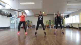 Zumba Fitness - Zumbar! (Danza Kuduro Remix) (Este Habana) - Pop!