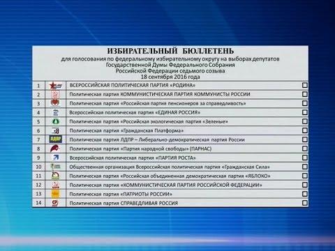 Система формирования Госдумы