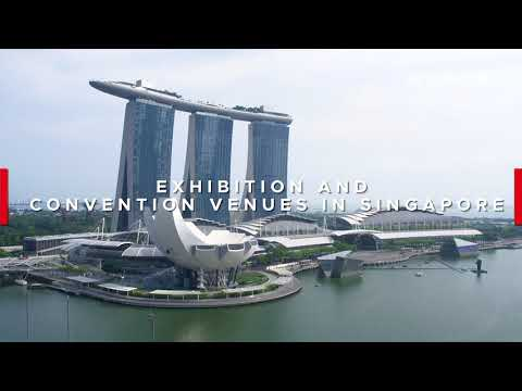 MICE Business Events Venues in Singapore - Exhibition and Convention Venues