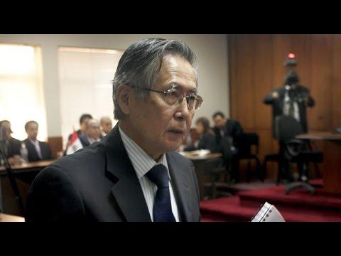 Alberto Fujimori: Chile amplió extradición del expresidente