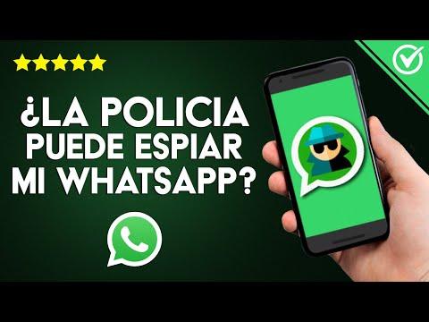 ¿Puede la Policía Interceptar, Espiar y Recuperar WhatsApps Borrados de mi Móvil?