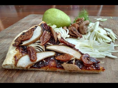 How to make fig, pear and fennel pizza: Recipe from the PennLive test kitchen