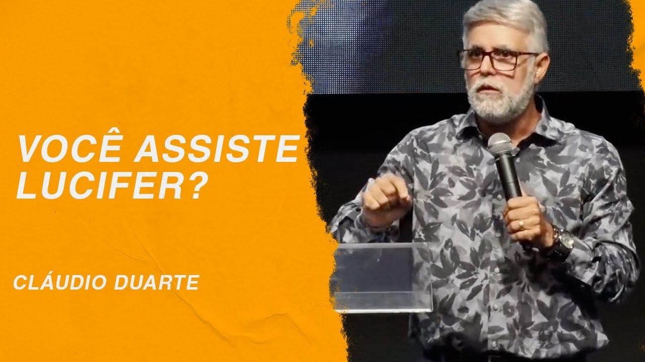 Cláudio Duarte | Você assiste Lucifer?
