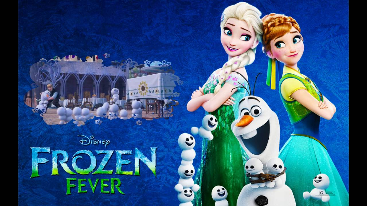 Frozen Fever Making Today A Perfect Day Bahasa Indonesia Youtube