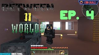 """Minecraft Between 2 Worlds Modpack Ep. 4 """"Looking for slimes and Car Mod!"""" look! PC Gameplay"""