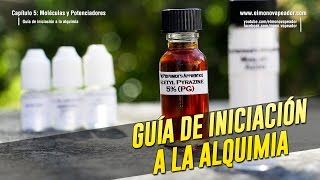 Guia de iniciacion a la alquimia (cigarrillo electronico) ¿como hacer liquido para vapear? thumbnail