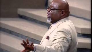 T.D. Jakes Sermons: Don't Let the Chatter Stop You Part 1