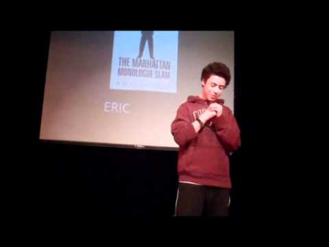 April 2012 NYC Champ Eric Tabach