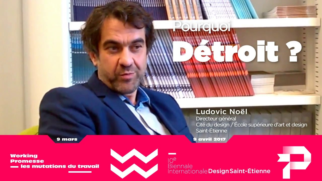 Biennale Internationale Design 2017 - Magazine cover