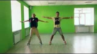 Видео урок танца на песню Недетское время.flv