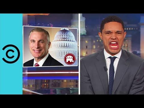 Abortions And Cyanide | The Daily Show | Comedy Central