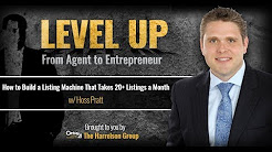 How to Build a Listing Machine That Takes 20+ Listings a Month w/Hoss Pratt   Level Up Podcast